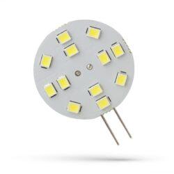 2W 12V G4 LED lemputė Side PIN