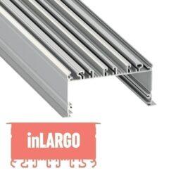 Įmontuojamas LED profilis inLARGO