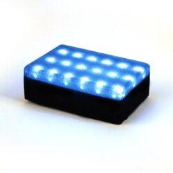 Šviečianti LED trinkelė NOSTALIT 18x12x6cm 2