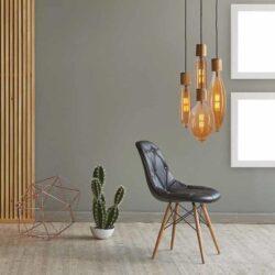 11W E27 LED lemputė Vintage XXL BT 180 2
