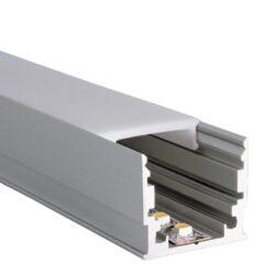 Led Profilis Aluminium M-Line Standard