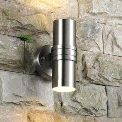 Sieninis lauko šviestuvas Tubular