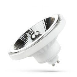 15W GU10 LED lemputė AR111 45°