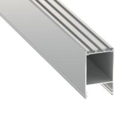 Pakabinamas LED profilis CLARO anoduotas