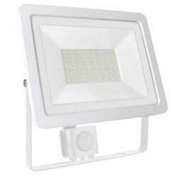 50W LED prožektorius NOCTIS2 SENS baltas