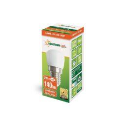 2W E14 mini LED lemputė 3000K dežutė