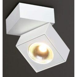 Lubinis LED šviestuvas Artu WH