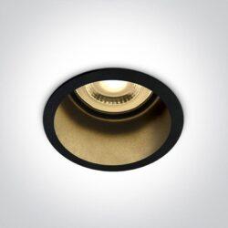 Įmontuojamas šviestuvas 10105D8/B/B