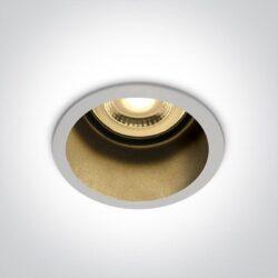 Įmontuojamas šviestuvas 10105D8/W/B