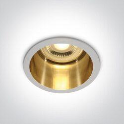 Įmontuojamas šviestuvas 10105D8/W/GL