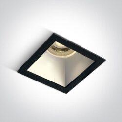Įmontuojamas šviestuvas 50105M/B/W
