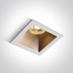 Įmontuojamas šviestuvas 50105M/W/BS