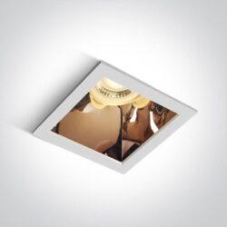 Įmontuojamas šviestuvas 50105M/W/CU