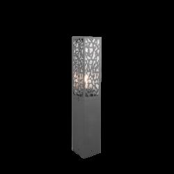 Pastatomas lauko šviestuvas COOPER 60cm Antracitas