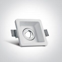 Užglaistomas kryptinis šviestuvas 51105GT4