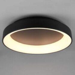 Lubinis šviestuvas Girona dimm juodas