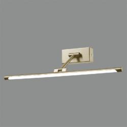 Sieninis LED šviestuvas Dario Žalvaris