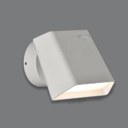 Sieninis LED šviestuvas Biak Baltas