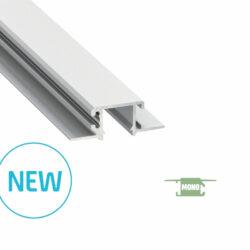 Užglaistomas LED profilis Mono