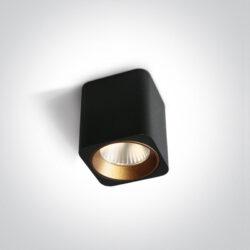 Lubinis LED šviestuvas 12107KA/B/W DIMM
