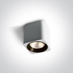Lubinis LED šviestuvas 12107KA/W/W DIMM