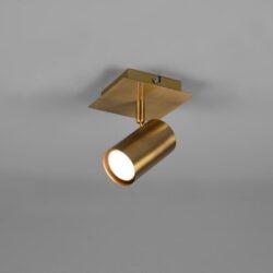 Lubinis šviestuvas Marley Sendintas žalvaris