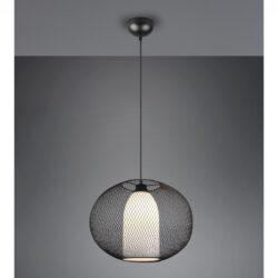 Pakabinamas šviestuvas Filo juoda