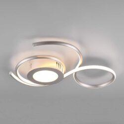 Lubinis LED šviestuvas Jive nikelis 50cm