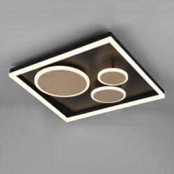 Lubinis LED šviestuvas Harriet auksinis 60cm