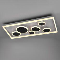 Lubinis LED šviestuvas Harriet antracitas 80cm