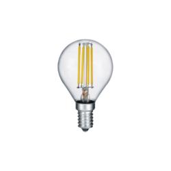 2W E14 2700K LED lemputė Tropfen Kulk