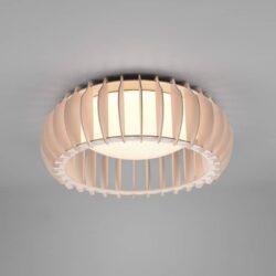 Lubinis LED šviestuvas Monte medis ⌀40