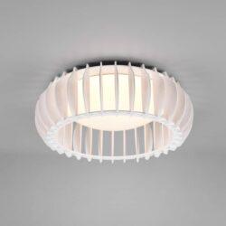 Lubinis LED šviestuvas Monte balta ⌀40