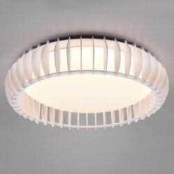 Lubinis LED šviestuvas Monte balta ⌀60