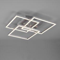 Lubinis LED šviestuvas Mobile nikelis