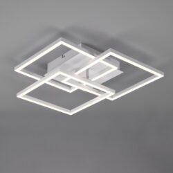 Lubinis LED šviestuvas Mobile balta