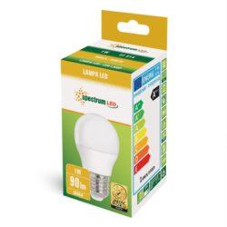 1W E27 LED lemputė