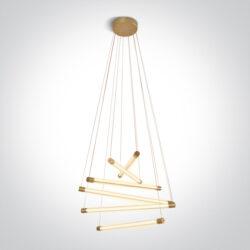 Pakabinamas LED šviestuvas Light Bars