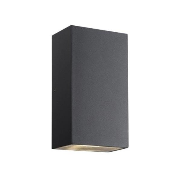 Sieninis lauko šviestuvas Rold Kubi juodas